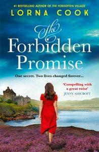 The Forbidden Promise by @LornaCookAuthor