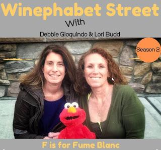 Winephabet Street Season 2 - F is for Fume Blanc