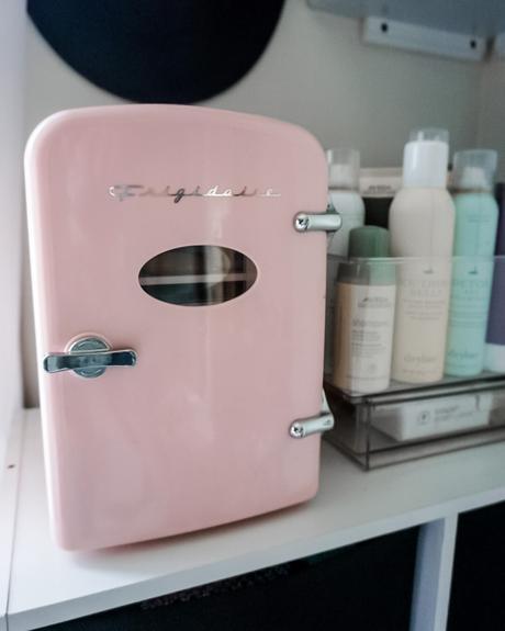 skincare fridge for skincare routines