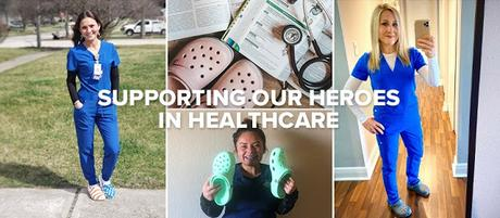 Crocs Is Donating Free Shoes to Healthcare Workers Fighting COVID-19