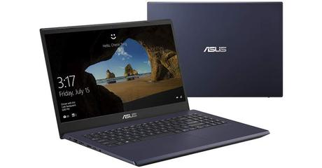ASUS Vivobook K571 - Best Laptops For Deep Learning