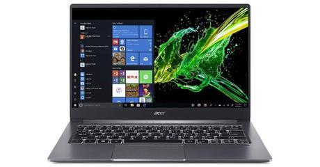Acer Swift 3 - Best Laptops For Microsoft Office
