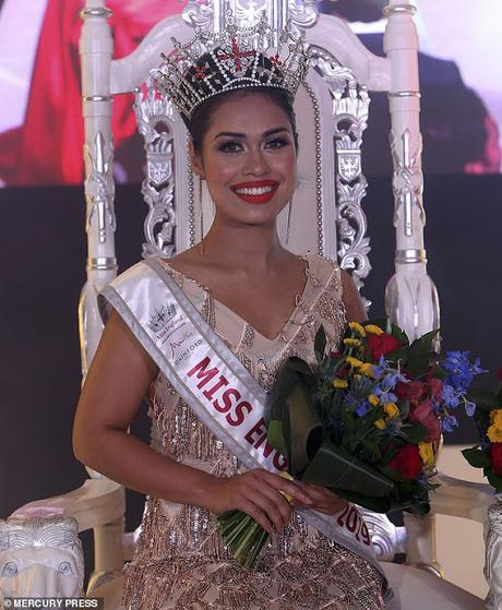 Beauty Pageants !  ~ Miss England 2019 returns for service !