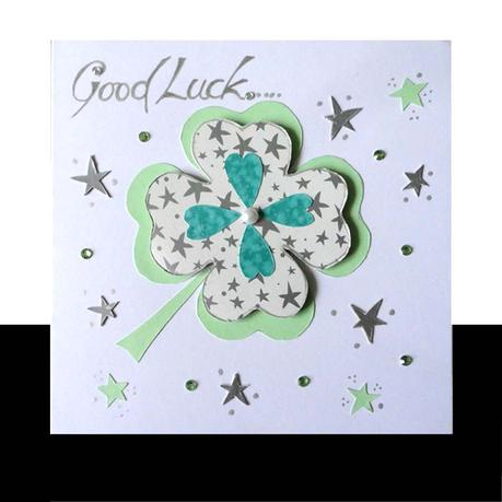 How To Make Your Own Handmade Good Luck Card