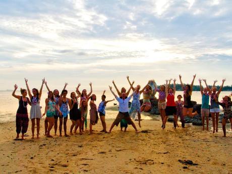 Top Yoga Teacher Training Centers in Thailand