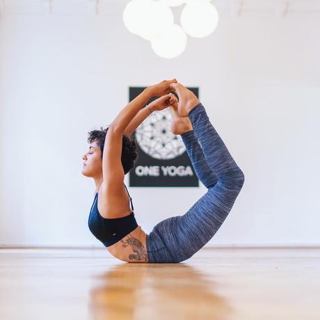 Bow Posture - Dhanurasana