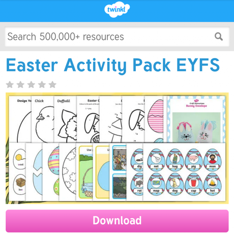 FREE Easter activities for Reception/KS1 kids in Covid-19 lockdown