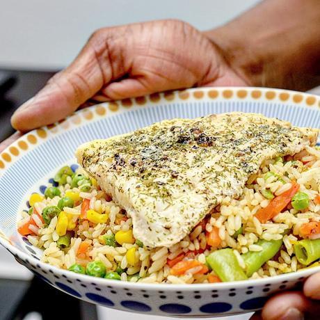 Recipe|| Lemon, Dill & Black Pepper Baked Cod