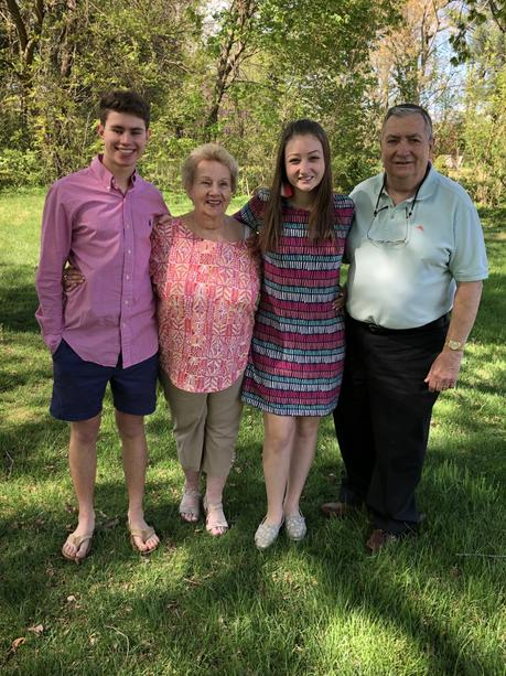 An Easter Contemplation About Grandparents