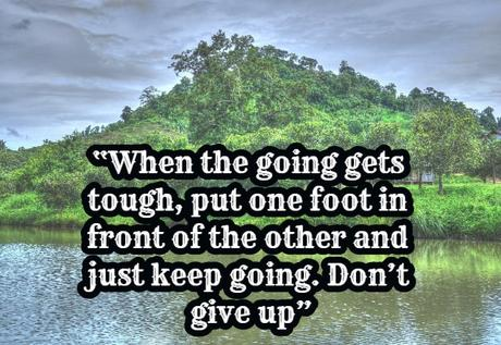 Persistence Inspirational Quotes