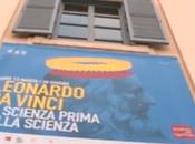Universal Genius Leonardo Vinci Exhibition Rome.
