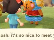 Animal Crossing Horizons: Maggie Wendy Move