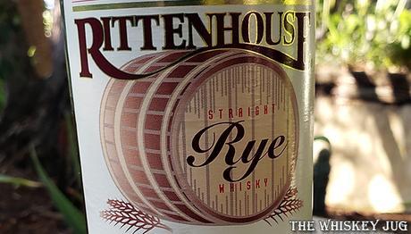 Rittenhouse Rye Label