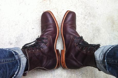 My Custom Handmade Boots from Guatemala
