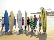 Surfing Spots India