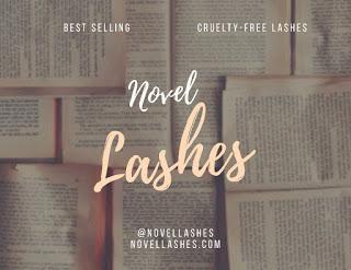 """Luxury Lashes by """"Novel Lashes"""""""