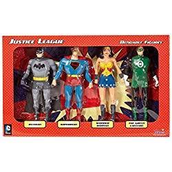 Image: Justice League Bendable Boxed Set - NJ Croce