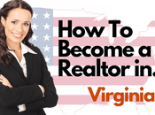 Become Realtor Virginia States