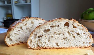 easy sour dough bread