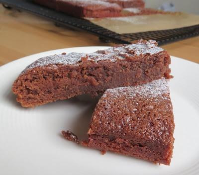 Sour Dough Brownies