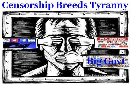 A Dire Warning To America: Censorship Happening On An Industrial Scale As Human Zoo Tracking Tech Is Unveiled