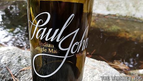 Paul John Nirvana Label