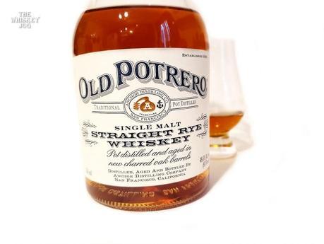 Old Potrero Single Malt Rye