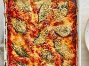 Healthy Aubergine Parmigiana