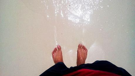 white sand Boracay