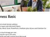 Microsoft Business Basic Free Month (For Users)