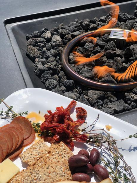 Design Diary: A Fire Pit For My Patio
