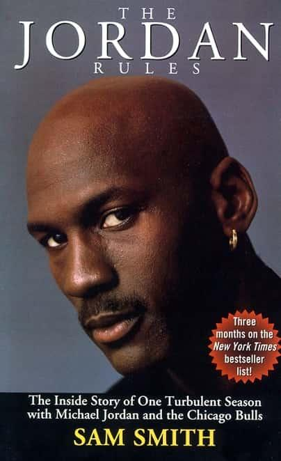 Best Michael Jordan Books -- The Jordan Rules