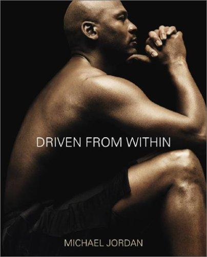 Michael Jordan Books - Driven from Within