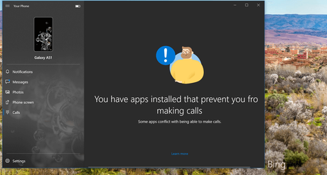 You have apps installed that prevent you from making calls. Some apps conflict with being able to make calls