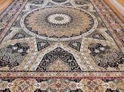 Cleaning Process Silk Rugs Carpets