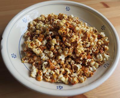Sweet Kettle Corn