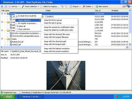Detwinner 2.04.003 – minor update
