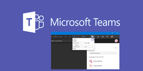 Download Teams Carousel Extension to View all Participants in a Microsoft Teams call