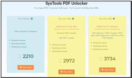 SysTools PDF Unlocker Review 2020: Is It Worth The Hype??