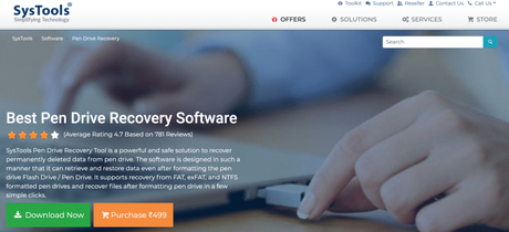 SysTools Pen Drive Recovery Software Review 2020: (Why 9 Stars?)