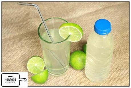 Resep Lemon Isotonik Homemade