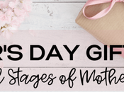 Mother's Gifts Stages Motherhood
