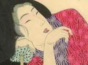 Looking Sleepy Tsukioka Yoshitoshiby NinaI've Heard