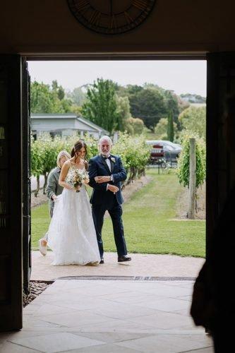 Yarra Valley Elegant Vineyard Wedding – Genevieve & Joshua