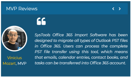 SysTools Office 365 Backup Review 2020: (Why 9 Stars?) Automated Backup And Recovery
