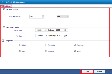 SysTools EDB Converter Review 2020: Tool to Convert & Export Exchange EDB File to PST in Bulk