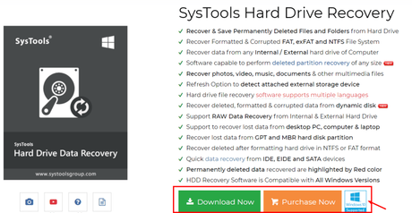 SysTools Hard Drive Data Recovery Review 2020 | Get 30% OFF NOW