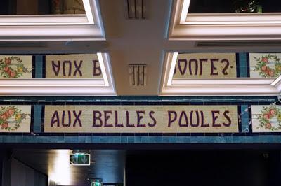 Aux Belles Poules, Paris