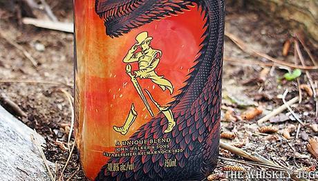 Johnnie Walker A Song of Fire Details