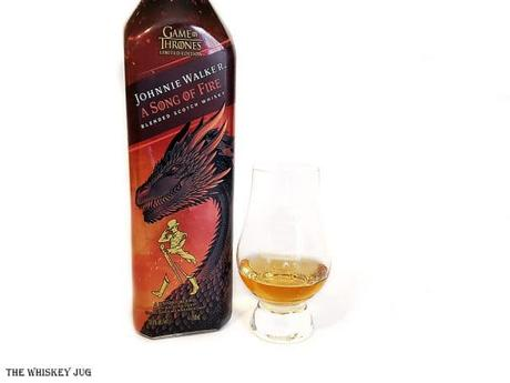 Grainy sweet and nearly one noted without any real embodiment of the name, just pick up some Johnnie Black, you'll be happier with the purchase.